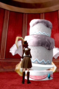 Cannon-Cake
