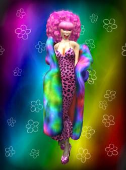ColorfulFurCoat