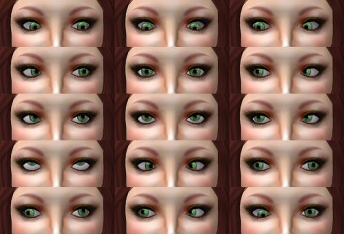 EyePoses