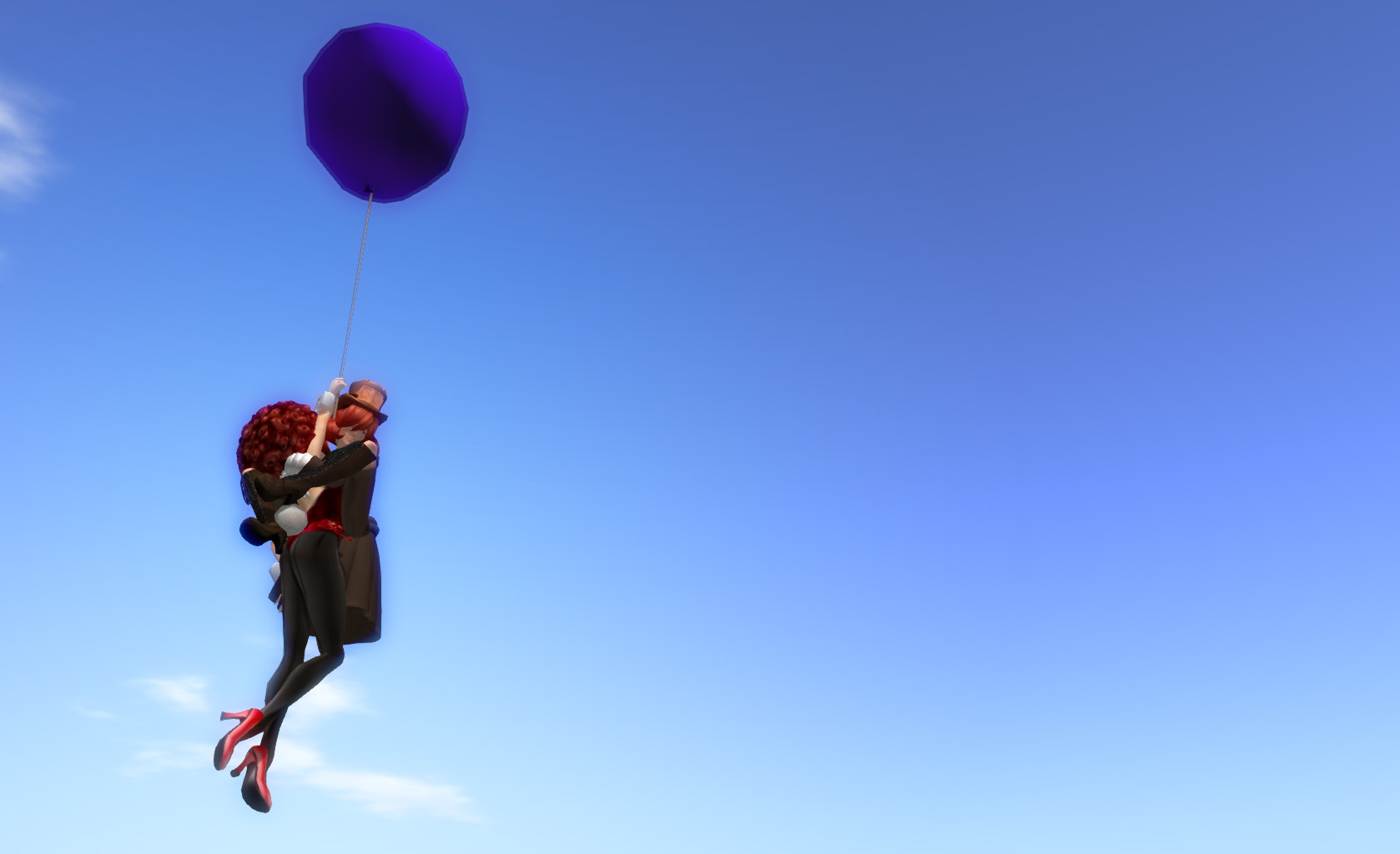 Curio Obscura » Blog Archive » Helium Balloon on a String